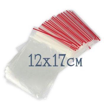 Пакеты Zip-lock 12х17см