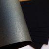 Металлизированный кардсток Черный