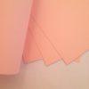 Кардсток пастельный светло-розовый