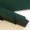 Зеленый кожзаменитель с крупным тиснением под кожу