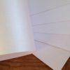 Бумага белая металлизированная с тиснением Холст