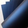 Металлизированный кардсток темно-синий