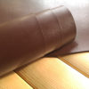 Перламутровая шоколадно-коричневая экокожа