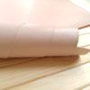 Перламутровый светло-розовый кожзам