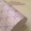 Эксклюзивная жемчужная свадебная бумага Lavender Herb