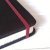 Резинка бордовая для блокнотов 6мм