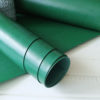 Глянцевый ярко-зеленый переплетный кожзам