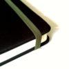 Резинка болотно-зеленая для блокнотов 8мм