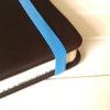 Резинка голубая для блокнотов 8мм 1м