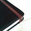 Резинка темно-коричневая для блокнотов 8мм