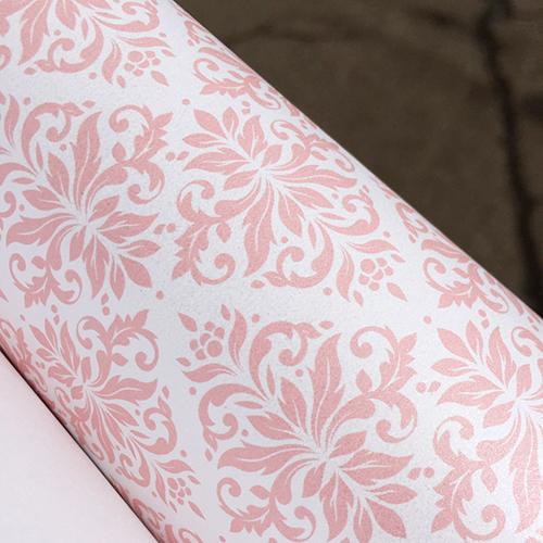 Эксклюзивная изумрудная свадебная бумага Rose Quartz
