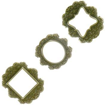 Набор металлических рамочек Ultimate Crafts L'Aquarelle Metal Frames