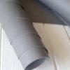 Светло-серый кожзаменитель с тиснением под кожу