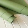 Яблочно-зеленый переплетный кожзаменитель
