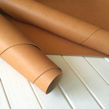 Желтовато-коричневый переплетный кожзаменитель