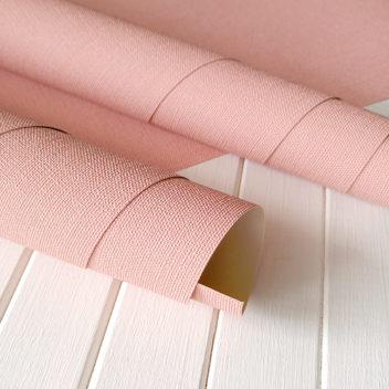 Переплетный бумажный материал Светло-розовый под холст 50х35см