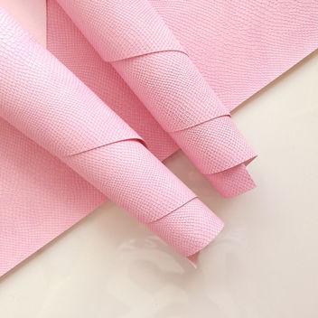 Лилово-розовый кожзаменитель Питон