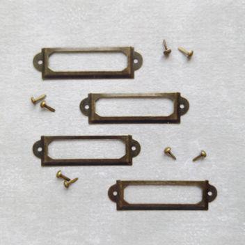 Набор металлических рамок Pin