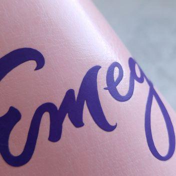 Матовый термотрансфер фиолетовый