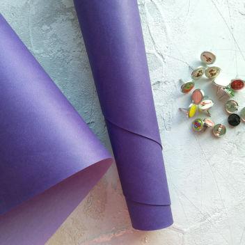 Фиолетовый переплетный кожзаменитель