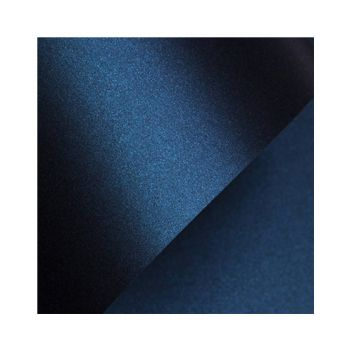 Кардсток перламутровый Королевский синий