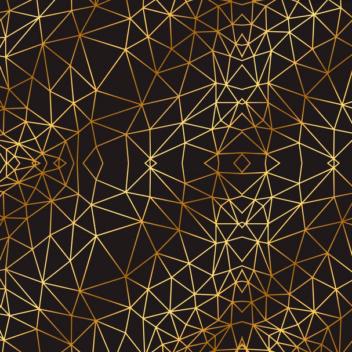 Бумага для скрапбукинга с фольгированием «Иллюзия» 30.5×30.5см, 250г/м