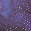 Бумага для скрапбукинга с фольгированием «Новогодняя ночь», 30,5 × 30,5 см, 250г/м