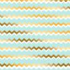 Бумага для скрапбукинга с фольгированием «Углы» 30.5×30.5см, 250г/м