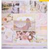 Бумага для скрапбукинга с голографическим фольгированием «Моменты счастья», 30.5 × 32 см, 250 г/м
