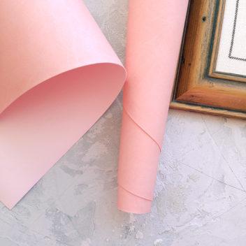 Розовый переплетный кожзаменитель