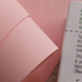Бумага Soft Розовая
