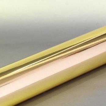 Cамоклеющаяся пленка Oracal зеркальная Золото