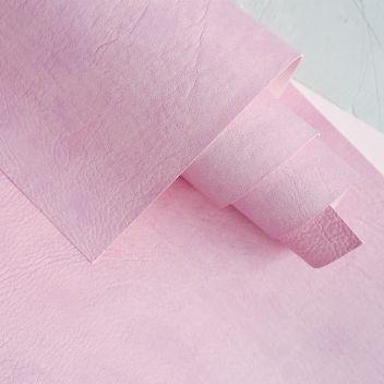 """Лилово-розовый кожзаменитель под кожу """"Мантуя"""""""