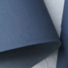 Темно-синий переплетный кожзам под замшу