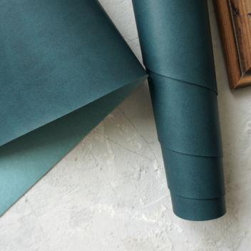 Малахитовый зеленый переплетный кожзаменитель