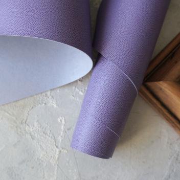 Голубовато-сиреневый кожзаменитель Геккон (Барвинок)