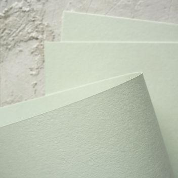 Кардсток матовый Бледно-зеленый