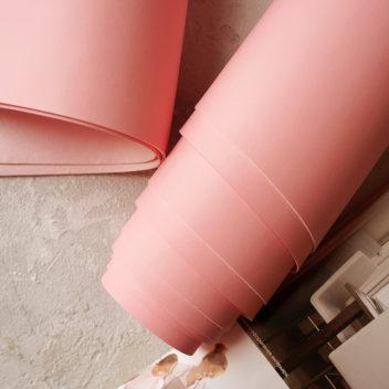 Переплетный кожзам Porcellana розовый